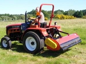 Diesel Compact Tractor Attachments